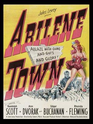 cover image of Abilene Town