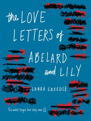 cover image of The Love Letters of Abelard and Lily
