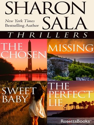 cover image of Sharon Sala Thrillers