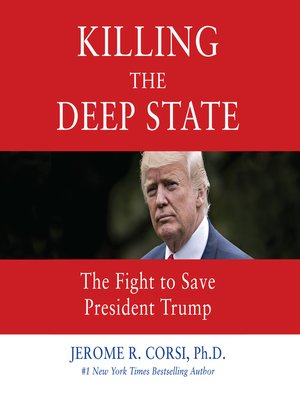 cover image of Killing the Deep State