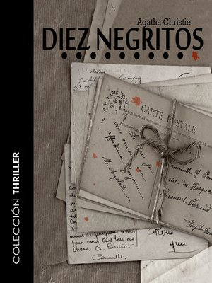cover image of 10 Negritos