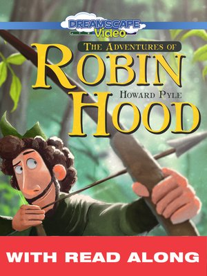 cover image of The Adventures of Robin Hood