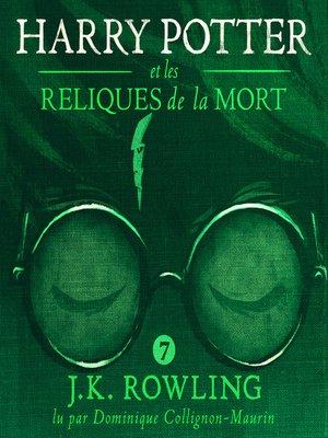 cover image of Harry Potter et les Reliques de la Mort