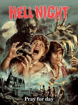 cover image of Hell Night