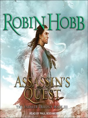 cover image of The Farseer--Assassin's Quest