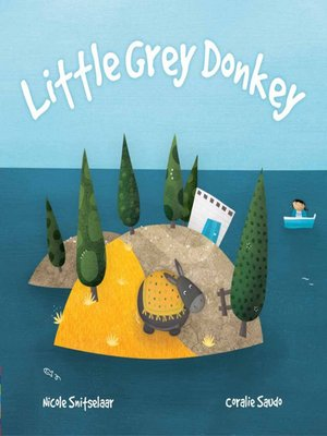 cover image of Little Grey Donkey