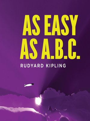 cover image of As Easy As ABC