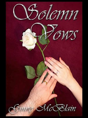 cover image of Solemn Vows