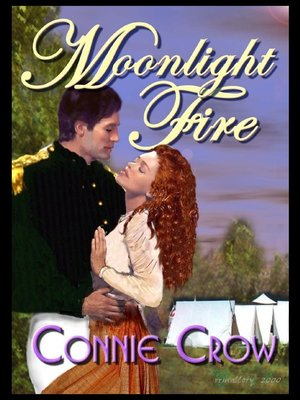 cover image of Moonlight Fire