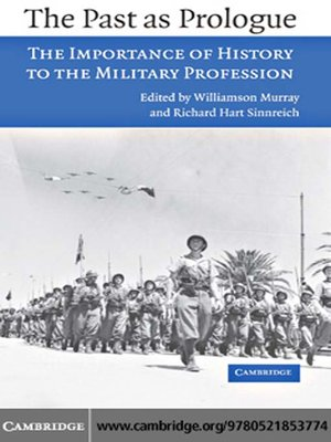 cover image of The Past as Prologue