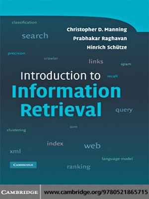 introduction to information retrieval by christopher d manning rh overdrive com introduction to information retrieval solution manual pdf introduction to information retrieval solution-manual download
