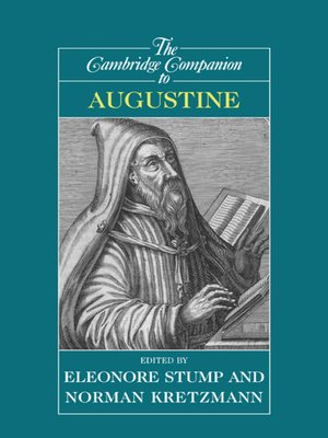 cover image of The Cambridge Companion to Augustine