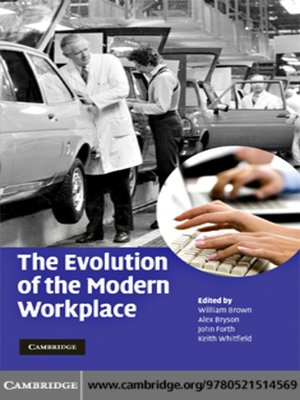 cover image of The Evolution of the Modern Workplace