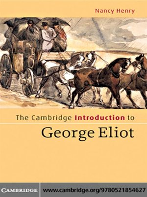 an introduction to the life of george eliot George eliot's first novel shows all her the penguin english library edition of the mill on the floss by george eliot if life had in her introduction.