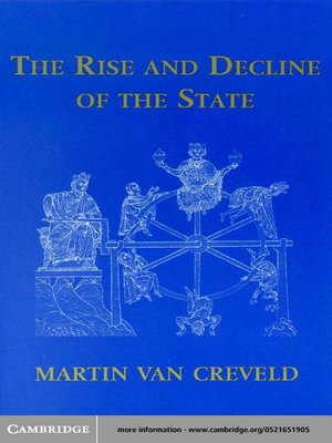 cover image of The Rise and Decline of the State