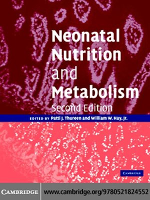cover image of Neonatal Nutrition and Metabolism