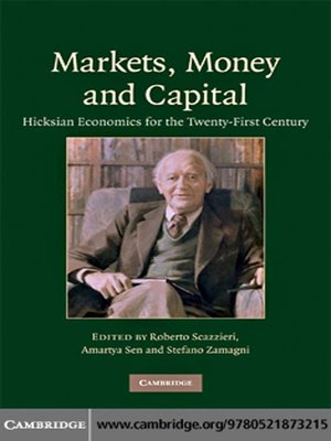 cover image of Markets, Money and Capital