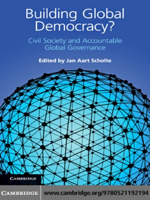 globalization by jan aart scholte Topics covered include globalization and productivity, governance, community,  knowledge, security, justice, democracy, humane global futures.