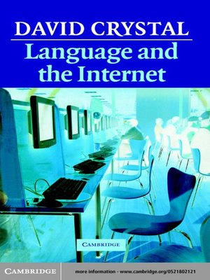 cover image of Language and the Internet