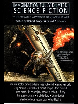 cover image of Imagination Fully Dilated: Science Fiction