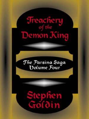 cover image of Treachery of the Demon King