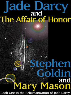 cover image of Jade Darcy and The Affair of Honor