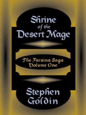 cover image of Shrine of the Desert Mage