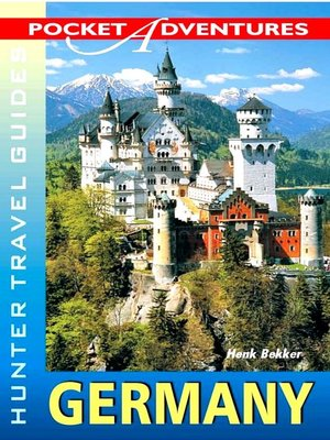 cover image of Germany Pocket Adventures