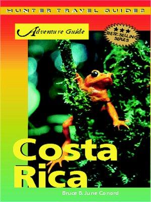 cover image of Costa Rica Adventure Guide