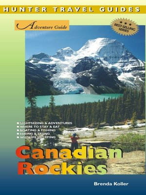 cover image of Canadian Rockies Adventure Guide