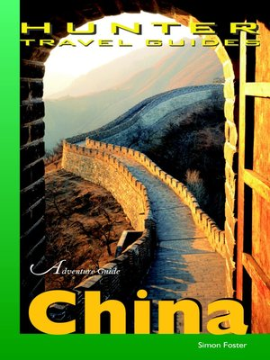cover image of China Adventure Guide