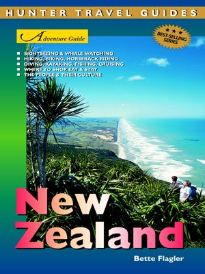 cover image of Adventure Guide to New Zealand
