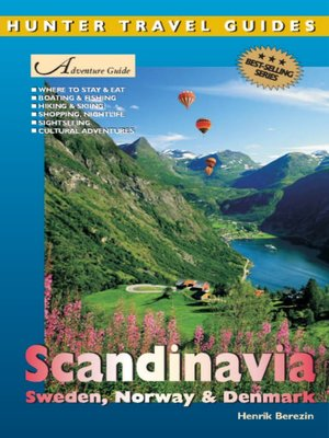 cover image of Scandinavia Adventure Guide