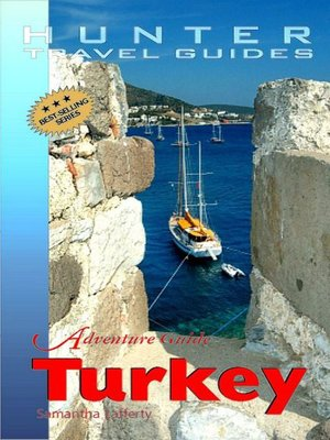 cover image of Turkey Travel Adventures
