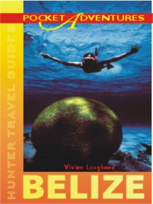 cover image of Belize Pocket Adventures
