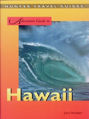 cover image of Adventure Guide to Hawaii