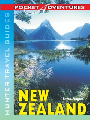cover image of New Zealand Pocket Adventures