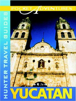 cover image of Yucatan Pocket Adventures