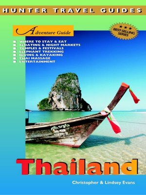 cover image of Thailand Adventure Guide