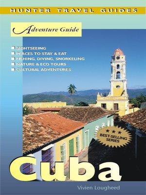 cover image of Cuba Adventure Guide