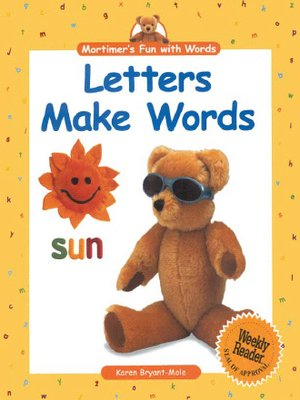 cover image of Mortimer's Fun with Words: Letters Make Words