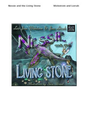 cover image of Nessie and the Living Stone