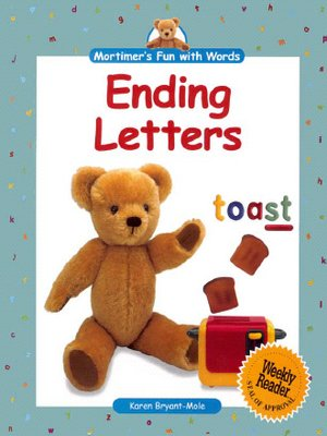 cover image of Mortimer's Fun with Words: Ending Letters