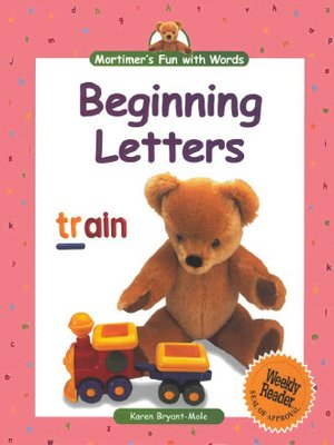 cover image of Mortimer's Fun with Words: Beginning Letters
