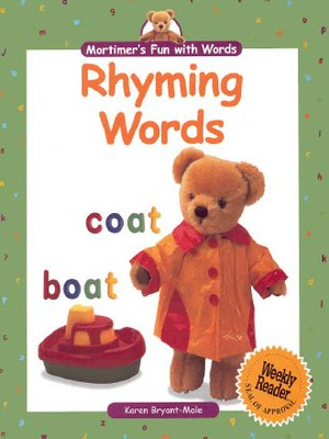 cover image of Mortimer's Fun with Words: Rhyming Words