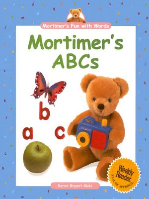 cover image of Mortimer's Fun with Words: Mortimer's ABCs
