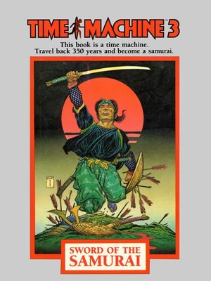 cover image of Time Machine 3: Sword of the Samurai