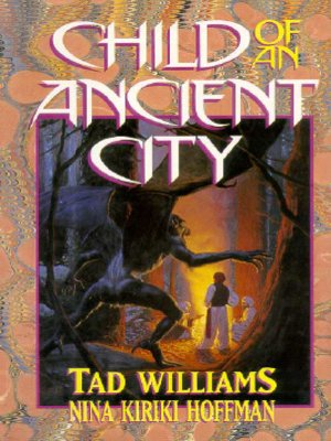 cover image of Child of an Ancient City