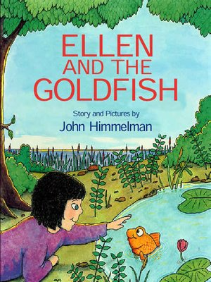 cover image of Ellen and the Goldfish