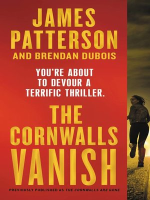 cover image of The Cornwalls Vanish